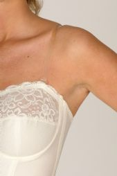 Silhouette Clear Bra Straps Twin pack ( 2608 )
